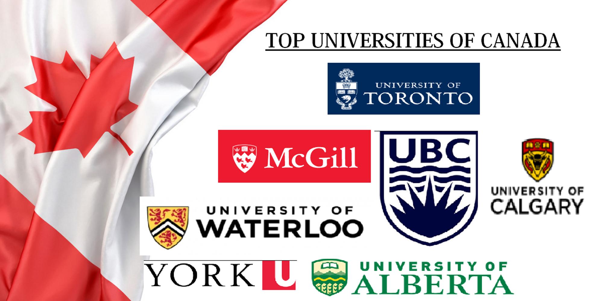 top canada universities