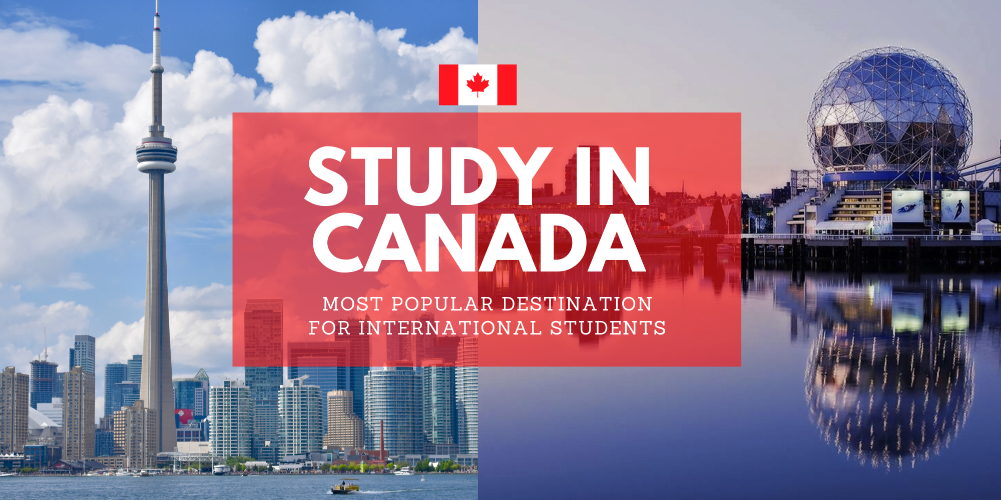 Study in Canada Consultants in Delhi