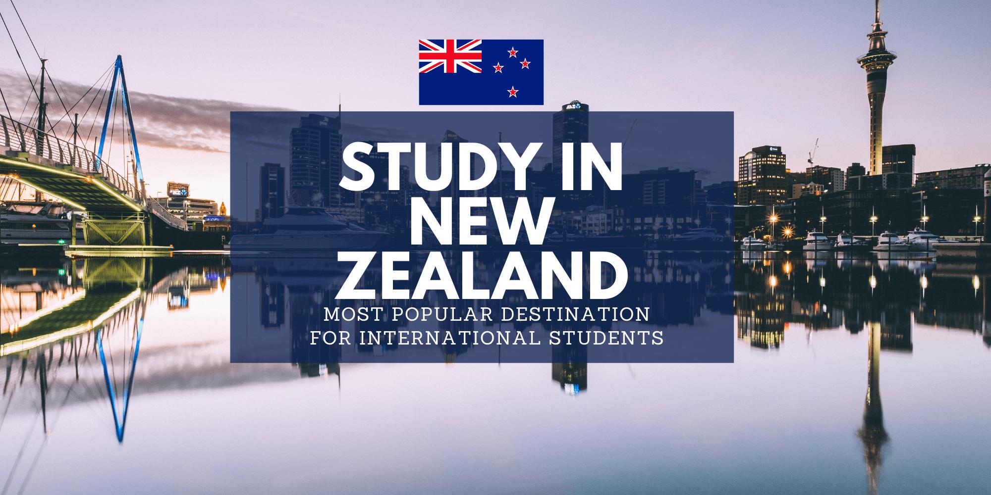 Study in New Zealand Consultants in Delhi